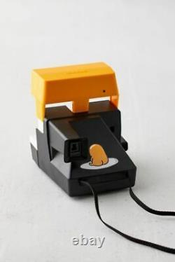 Polaroid Logo Multicolor Gudetama 600 Instant Camera. MINT RARE