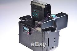 Polaroid Miniportrait Instant Camera M-203. Tested-working. V-good. With Back