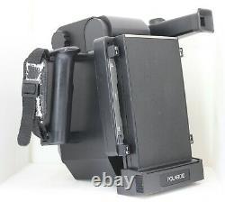 Polaroid Miniportrait Model 455 Japan Tested 4x5 Filmholder 550 Large Format