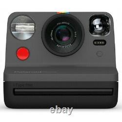 Polaroid NOW Autofocus Instant Camera Black