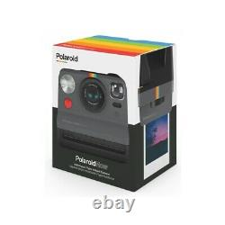 Polaroid Now I-Type Instant Camera Black