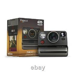 Polaroid Now i-Type Instant Camera Star Wars Mandalorian Film & Accessory Bundle