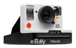 Polaroid OneStep 2 VF weiss Sofortbildkamera für Polaroid 600 u. I-Type Film