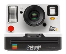 Polaroid OneStep 2 VF weiss incl. 2 Farb-Filme