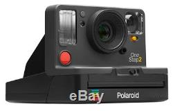 Polaroid OneStep 2 i-Type Kamera graphit Sofortbildkamera für Polaroid 600 Film