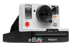 Polaroid OneStep 2 i-Type weiss Sofortbildkamera für Polaroid 600 u. I-Type Film