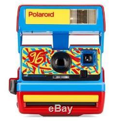 Polaroid Orginals Limited Edition 96 Cam Refurbished Vintage Camera