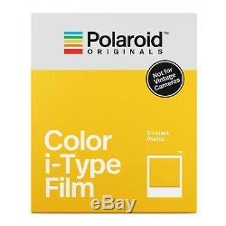 Polaroid Originals 9007 OneStep 2 VF Instant Camera (Mint) and B&W Color Film