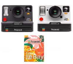 Polaroid Originals 9008 OneStep 2 VF Instant Film Camera + 4848 Tropica Film
