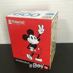 Polaroid Originals Limited Edition Mickey Cam Vintage 600 Camera