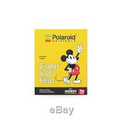 Polaroid Originals Mickey Mouse Polaroid Camera and Mickey Mouse Film