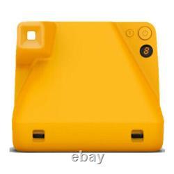 Polaroid Originals Now Viewfinder i-Type Instant Camera (Yellow) Film Bundle