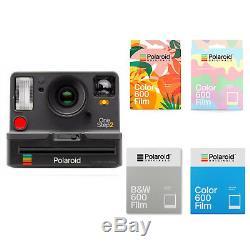 Polaroid Originals OneStep2 V2 i-Type Black Camera + Film (Choose Film)