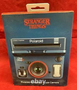 Polaroid Originals OneStep 2 I Type Camera Stranger Things Edition Upside Down