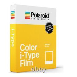 Polaroid Originals OneStep 2 i-Type Camera (Coral) with i-Type Color Film Bundle