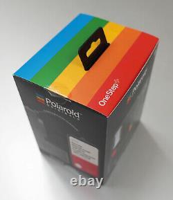Polaroid Originals OneStep+ Black, Bluetooth Connected Instant Film Camera