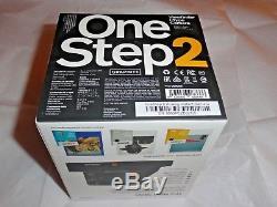 Polaroid Originals One Step 2 I-Type Camera graphite & 5 packs instant film NIB