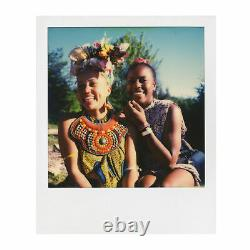 Polaroid Originals Onestep+ Instant Camera (Black) 3-Pack Film & Photobox Bundle