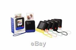 Polaroid POP 3x4 Instant Print Digital Camera with ZINK Zero Ink Print Technology