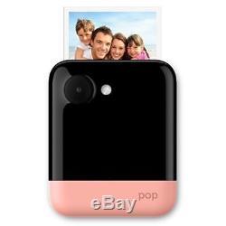 Polaroid POP Instant Print Digital Camera Pink Opened Box NEW NEVER USED