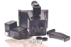 Polaroid Passport/id Camera. M 200. Used -tested- Guaranteed. With Back/handle