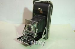 Polaroid Pathfinder 110 Large Format Land Camera with Accessories and Case
