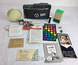 Polaroid Pathfinder Land Camera Model 110A NICE