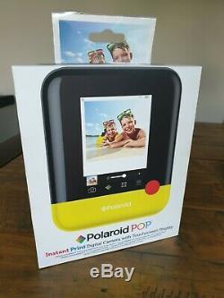 Polaroid Pop Instant Camera, brand new still sealed in the box