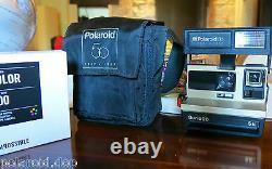 Polaroid SE600 Rarità, Prodotta per i 50 anni nel 1987