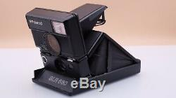 Polaroid SLR680 Camera Auto-Focus/Auto-Strobe Land Camera in Original Box Tested