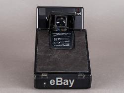Polaroid SLR 680 Instant Autofocus Film Camera Black The Legend Refurbished