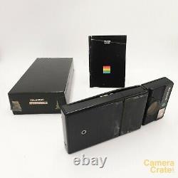 Polaroid SLR 680 Instant Camera, Box & Manual Spares/Repairs CAM-2142