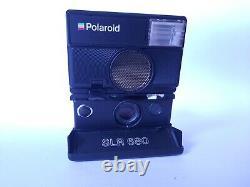 Polaroid SLR 680 Instant Camera + Box + Strap / Type 600 / Impossible Project /