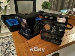 Polaroid SLR 680 Instant Camera (vintage) and 660