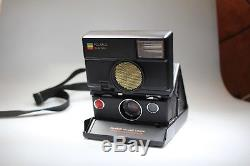 Polaroid SLR 680 Polaroid 600 land camera