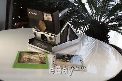 Polaroid SLR 680 Silver Arrow Edition fully functional / FILM Tested SX-70 680