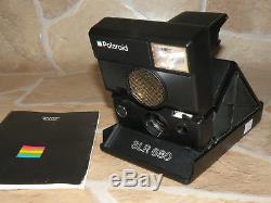 Polaroid SLR 680 Sofortbildkamera guter Zustand