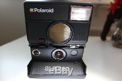Polaroid SLR 680 w box Super Condition includes Instructions and memorabilia