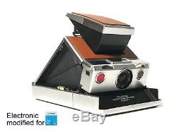 Polaroid SX70/600 Alpha 1 CONVERTED FOR 600 FILM