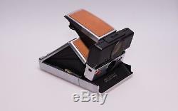 Polaroid SX70, Design-Umbau