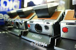 Polaroid SX70 Factory Lab Cameras. 1972 & Alpha1 Prototype! Museum quality! Rare