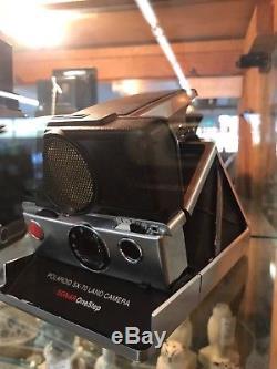 Polaroid SX70 Land Camera Sonar Autofocus Excellent Condition