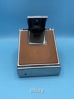 Polaroid SX70 Land Camera with Leather Case Untested