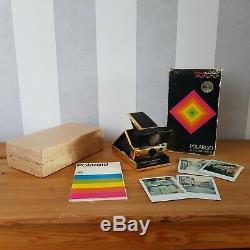 Polaroid SX70 Sonar GOLD