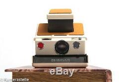 Polaroid SX70 weiß