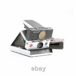 Polaroid SX-70 AF + Hülle + Sehr Gut (230256)