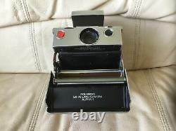Polaroid SX-70 Alpha 1 Instant Camera-Film&Flash Tested-Great-Ships Same Day
