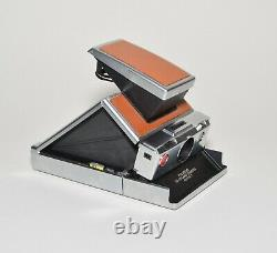 Polaroid SX-70 Alpha 1 Instant Film Camera EXC Condition Fully Film Tested