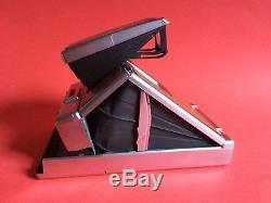 Polaroid SX-70 Alpha 1 Land Camera With Original Box Manual Very Good Condition