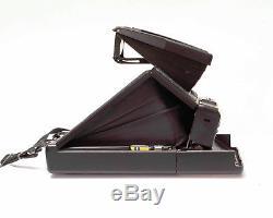 Polaroid SX-70 Alpha 1 Model 2 Land Camera Geprüt, Getestet N. P. 5